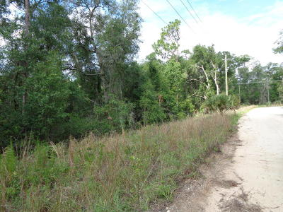 Pomona Park FL Residential Lots & Land For Sale: $30,000