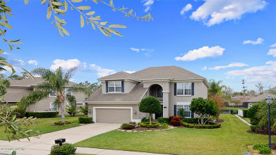 Ponte Vedra Single Family Home For Sale: 647 S Preserve View