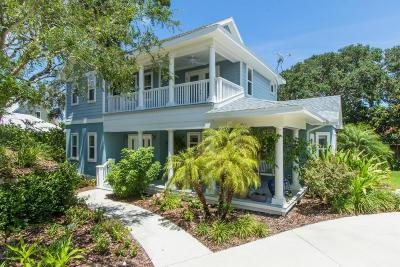 Anastasia Dunes Single Family Home For Sale: 917 Sandy Beach Cir