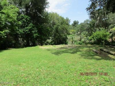 Jacksonville FL Residential Lots & Land For Sale: $124,888