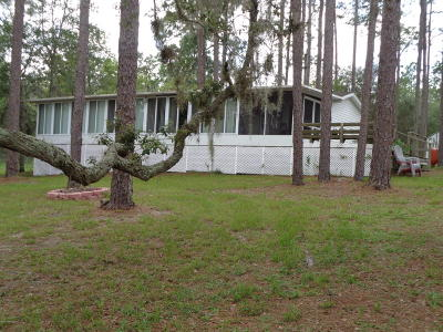 Mobile/Manufactured For Sale: 208 Cue Lake Dr
