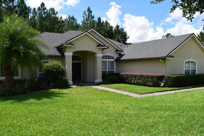 Jacksonville Single Family Home For Sale: 14630 Amelia View Dr