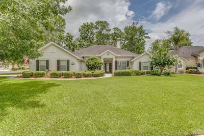 Fleming Island Single Family Home For Sale: 1624 Green Willow Ln