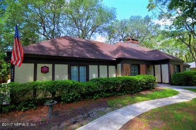 St Augustine Single Family Home For Sale: 3541 Lone Wolf Trl