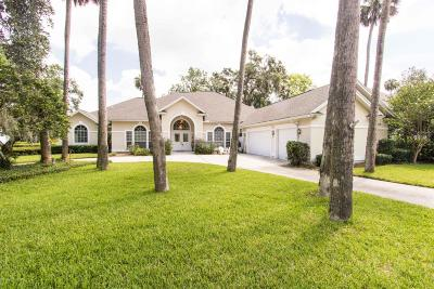 Ponte Vedra Beach Single Family Home For Sale: 1200 Salt Marsh Cir