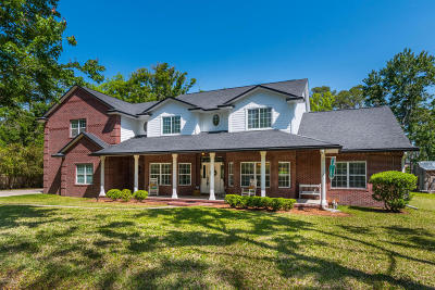 Clay County Single Family Home For Sale: 4655 Raggedy Point Rd
