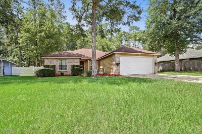 Fleming Island Single Family Home For Sale: 618 Hibernia Oaks Dr