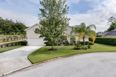 Fleming Island Single Family Home For Sale: 2564 Willow Creek Dr