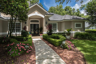 Sawgrass Players Cl, Sawgrass Pointe Single Family Home For Sale: 8119 Seven Mile Dr