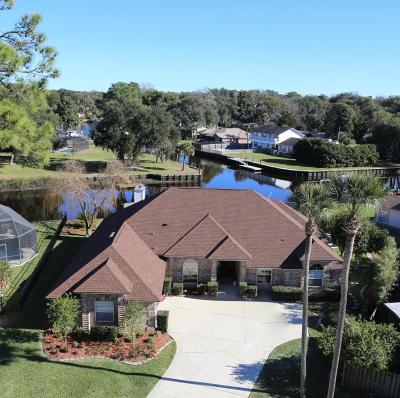 Jacksonville Single Family Home For Sale: 11188 Schooner Ct