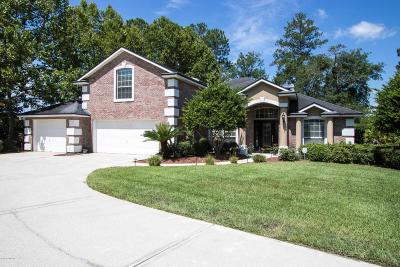 Fleming Island Single Family Home For Sale: 1556 Misty Lake Dr