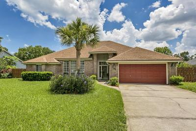 Jacksonville Beach Single Family Home For Sale: 1748 Evans Dr
