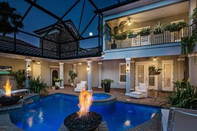 Single Family Home For Sale: 133 Spanish Marsh Dr
