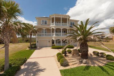 Palm Coast Single Family Home For Sale: 30 Ocean Ridge Blvd South