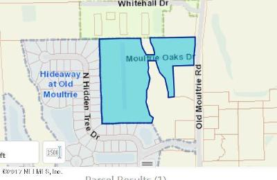 St. Johns County Commercial For Sale: 2431 Old Moultrie Rd