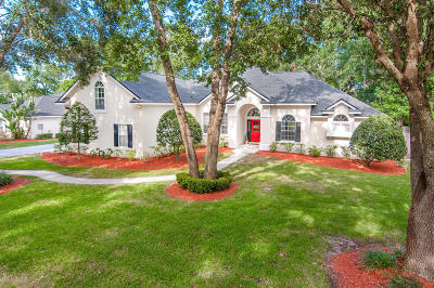 Jax Golf & Cc Single Family Home For Sale: 3725 Wexford Hollow Rd East