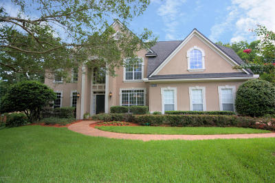 Jacksonville Single Family Home For Sale: 3765 Southern Hills Dr