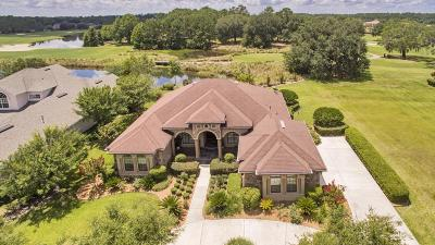 St Augustine Single Family Home For Sale: 2109 Crown Dr