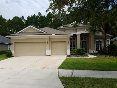 Bartram Springs Single Family Home For Sale: 6167 Wakulla Springs Rd