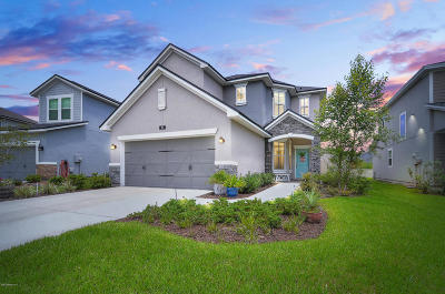 Ponte Vedra Single Family Home For Sale: 93 Skylar Ln