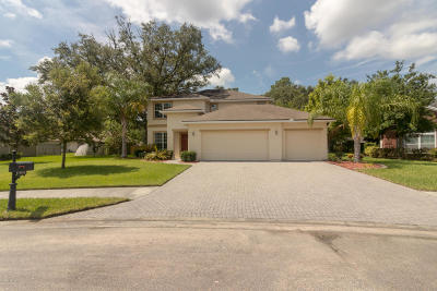 Jacksonville Single Family Home For Sale: 11838 Fitchwood Cir