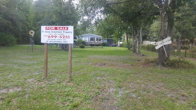 Clay County Multi Family Home For Sale: 1575, 1565, Moonflower And Old Jennings Ro St