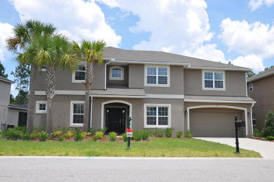 St Augustine Single Family Home For Sale: 121 Esmeralda Rd
