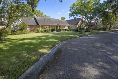 Jacksonville Single Family Home For Sale: 4626 Empire Ave