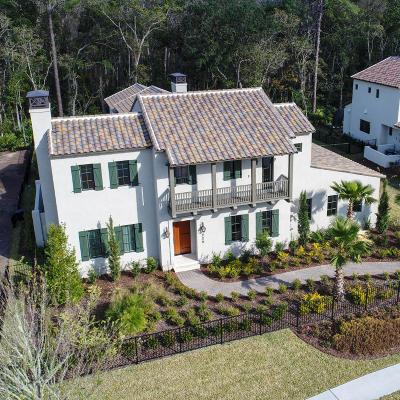 Fleming Island, Green Cove Spr, Jacksonville, Orange Park, Atlantic Beach, Fernandina Beach, Jacksonville Beach, Neptune Beach, Ponte Vedra, Ponte Vedra Beach, St Johns, Palm Valley, Vilano Beach Single Family Home For Sale: 229 Wilderness Ridge Dr