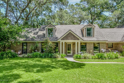 Fernandina Beach Single Family Home For Sale: 1304 Marian Dr