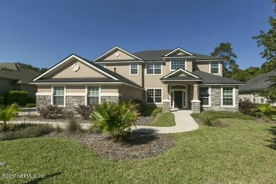 St Augustine FL Single Family Home For Sale: $489,000