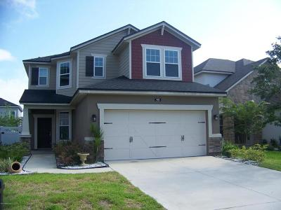 Durbin Crossing Single Family Home For Sale: 55 Forest Edge Dr