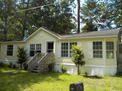 Baldwin FL Mobile/Manufactured For Sale: $58,000