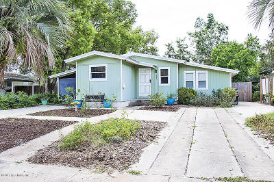 St Augustine FL Single Family Home For Sale: $159,000