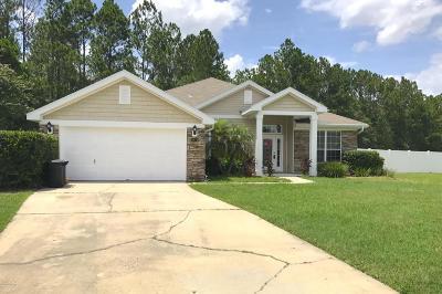 Jacksonville Single Family Home For Sale: 6614 Sandlers Preserve Dr
