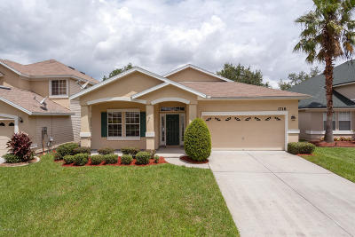 Fleming Island Single Family Home For Sale: 1718 Moss Creek Dr