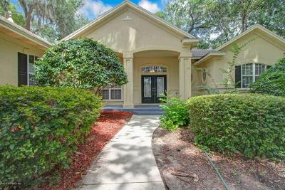 Jacksonville Single Family Home For Sale: 1631 Harrington Park Dr