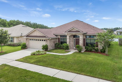 Jacksonville Single Family Home For Sale: 10832 Linwood Hills Dr