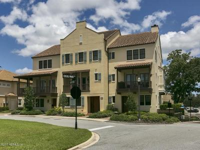 Jacksonville Townhouse For Sale: 5009 River Bend Dr #C