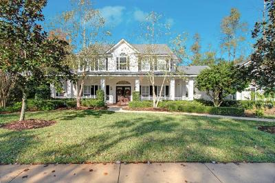Fleming Island Single Family Home For Sale: 2416 Daniels Landing Dr