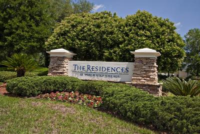 St. Johns County Rental For Rent: 345 N Shore Cir #1213