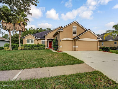 Bartram Springs Single Family Home For Sale: 14362 East Cherry Lake Dr