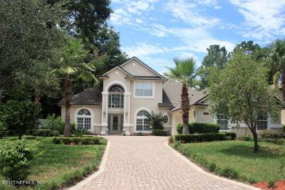 Jacksonville Single Family Home For Sale: 14806 Ingle Ln