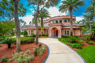 Jacksonville Single Family Home For Sale: 781 Queens Harbor Blvd