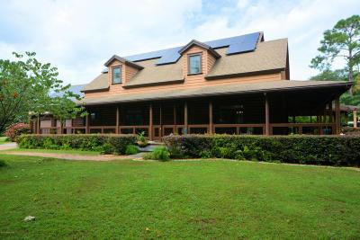 Jacksonville Single Family Home For Sale: 5972 Sheffield Rd