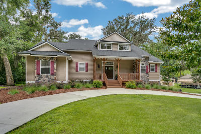 Jacksonville Single Family Home For Sale: 12818 Micanopy Ln