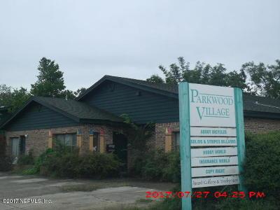 Orange Park Commercial For Sale: 110 Parkwood Dr