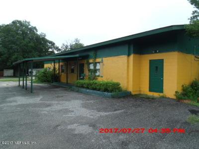 Orange Park Commercial For Sale: 120 Parkwood Dr