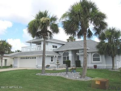 Palm Coast Single Family Home For Sale: 81 Solee Rd
