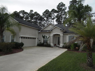 St. Johns County Single Family Home For Sale: 3216 Trout Creek Ct
